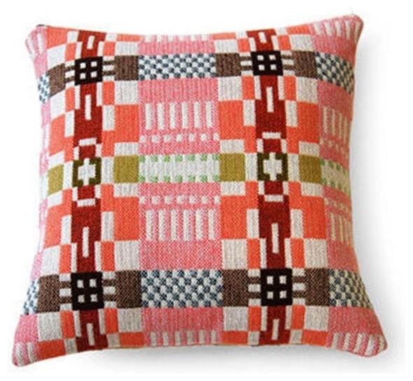 Nos Da Cushion, Blush contemporary-decorative-pillows