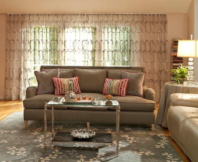 Dream Room  Contest (2013) midcentury-living-room