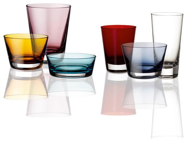 Villeroy & Boch Colour Concept Glassware contemporary-everyday-glassware