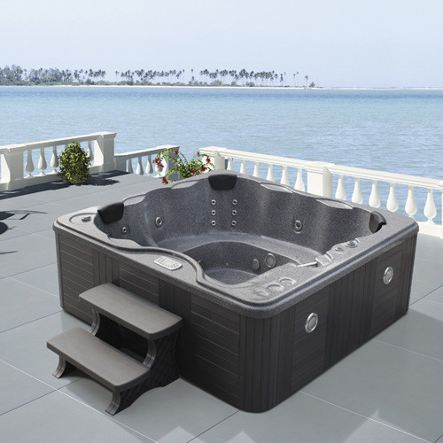 Monalisa Outdoor Spa Bathtub With Jacuzzi M 3301 Modern