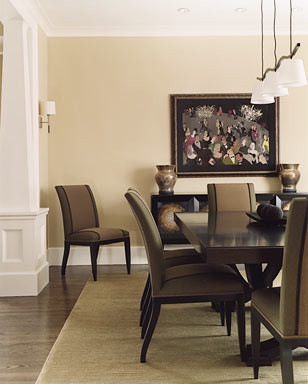 Newton Home contemporary-dining-room
