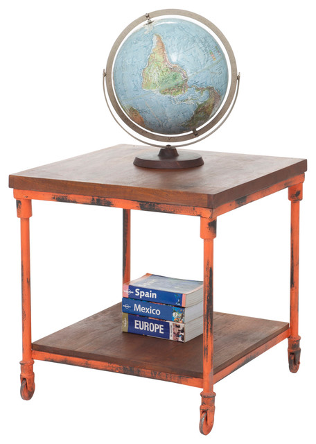 Woodstock Collection eclectic-side-tables-and-end-tables