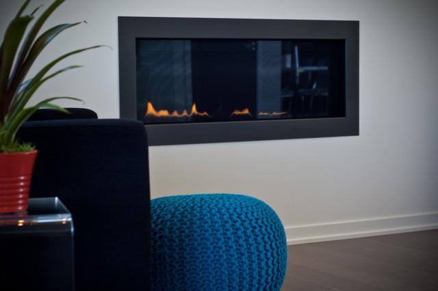 Modern Residence modern-living-room
