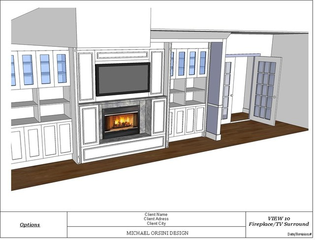 Residential Home Renovation traditional-rendering