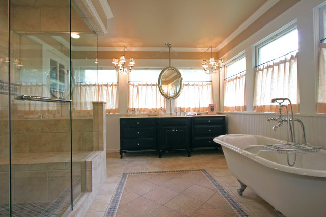 RenovateKate's Before & After Pictures traditional-bathroom