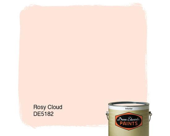 Dunn-Edwards Paints Rosy Cloud DE5182 -