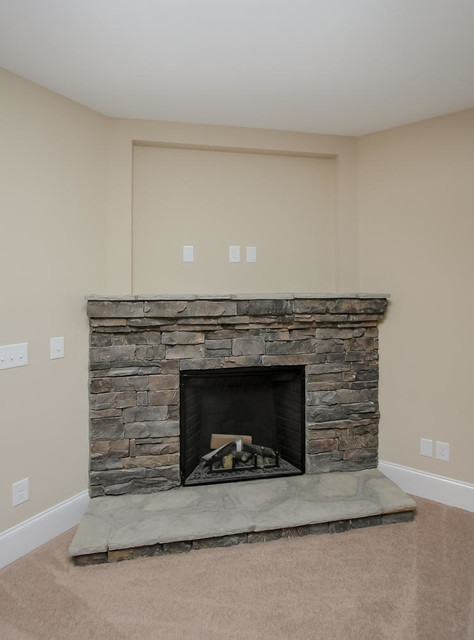 The Rosewood craftsman-fireplaces