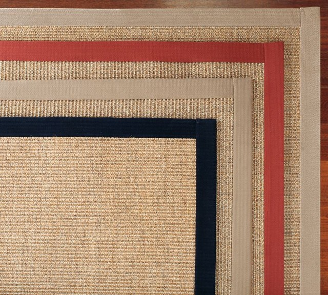 Image Result For Sisal Rugs With Decorative Borders