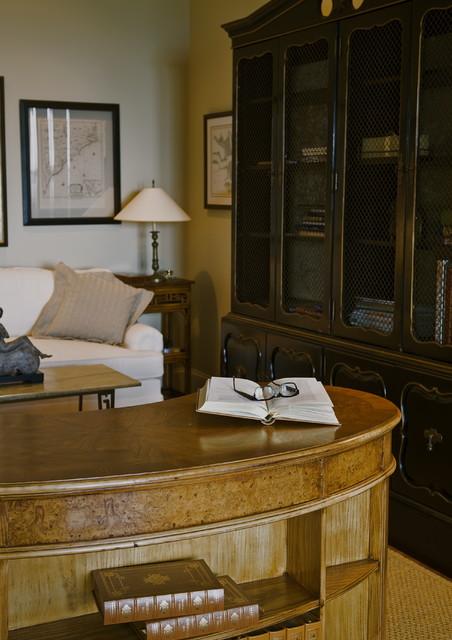 Elizabeth Hagins Interior Design eclectic-living-room