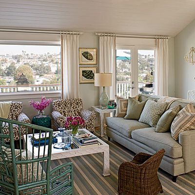 Natural Palette - 50 Comfy Cottage Rooms - Photos - CoastalLiving.com