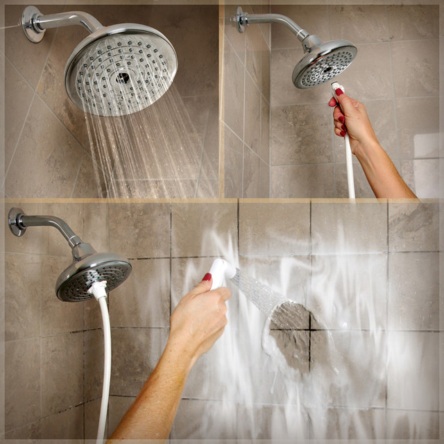 Convenient Bath & Shower Products - modern - showers - milwaukee