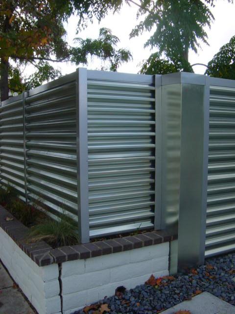 Modern Fence Designs Metal Www Pixshark Com Images