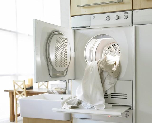 Asko Dryer T712 modern-laundry-room-appliances