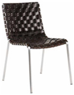 Inez Dining Chair By Nuevo Living contemporary-dining-chairs