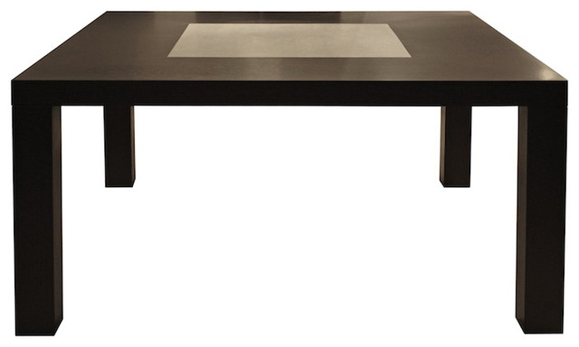 Granita Square Dining Table Contemporary Dining Tables By Inmod