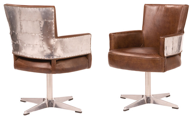 Newark Swivel Office Chair - eclectic - task chairs - boston - by