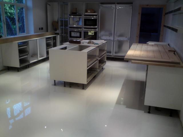 Seamless Epoxy floors North East Seamless Polyurethane