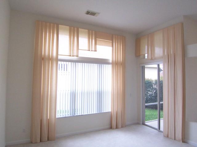 DC Portfolio contemporary-curtains