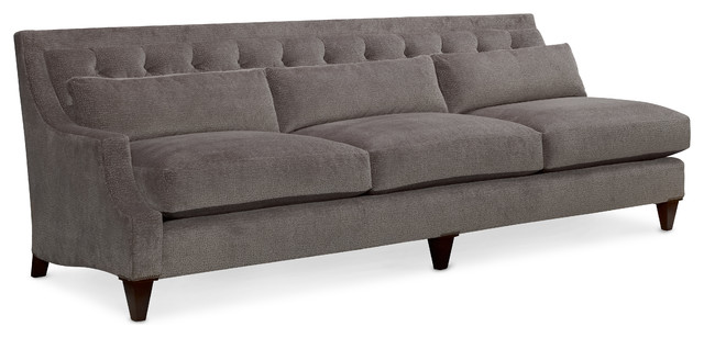 Max Sofa Right Arm Tufted Contemporary Sofas By