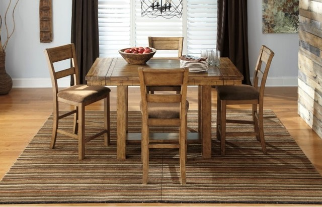 Ashley Krinden Dining Room Collection Farmhouse Dining Tables new york