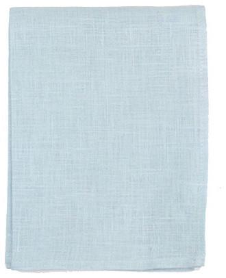 Linen Dish Towel, Light Blue contemporary-dish-towels