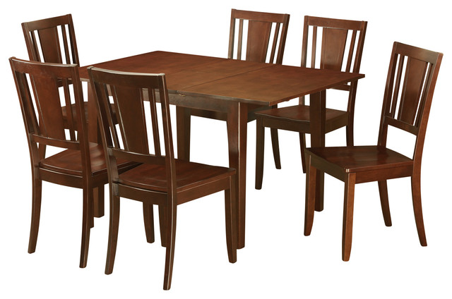 Piece Kitchen Nook Dining Set-Breakfast Nook And 6 Kitchen Dining ...
