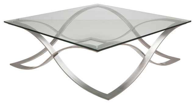 Orchid Coffee Table Modern Coffee Tables By Inmod