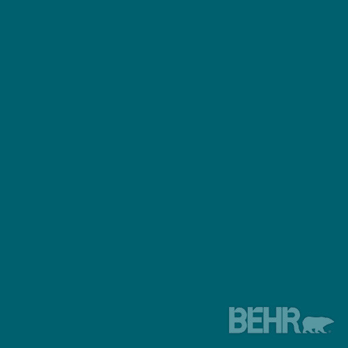 Behr 174 Paint Color Peacock Tail S H 520 Modern Paint