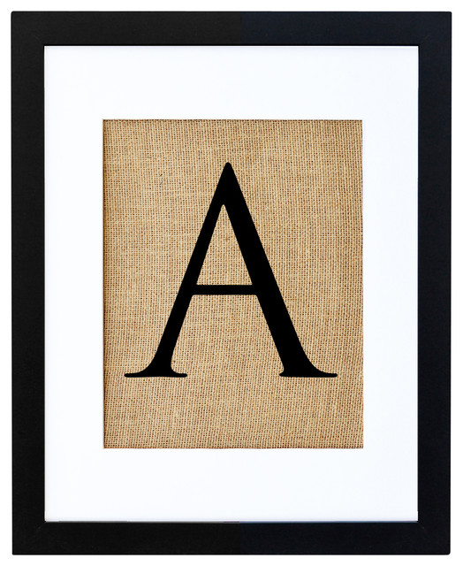 Letter Art farmhouse-prints-and-posters