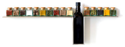 1-Line Spice Rack contemporary-food-containers-and-storage