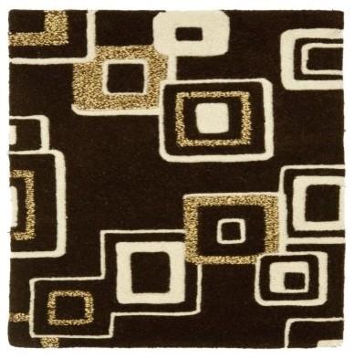 Safavieh Soho SOH711B Area Rug - Beige/Brown modern-rugs