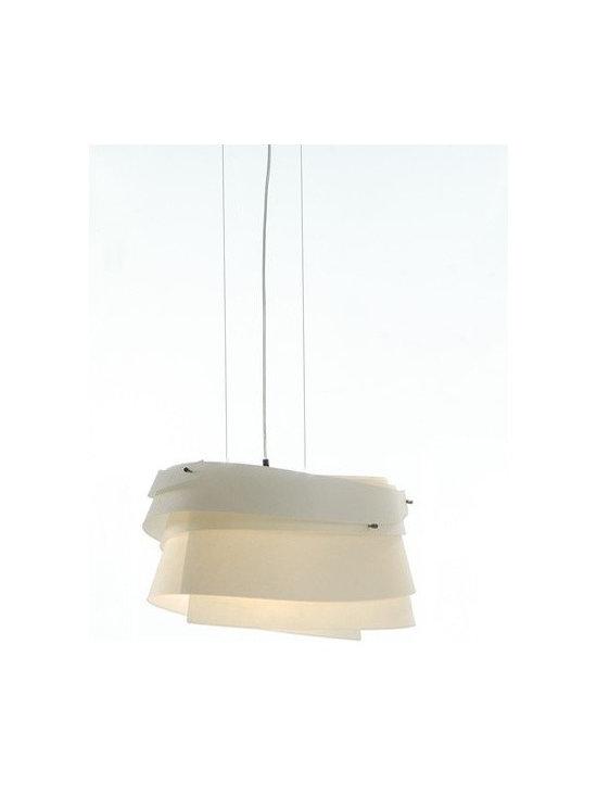 Fambuena - Ossy 45 Pendant Light   Fambuena - Design by Cristian Malisan, 2006.