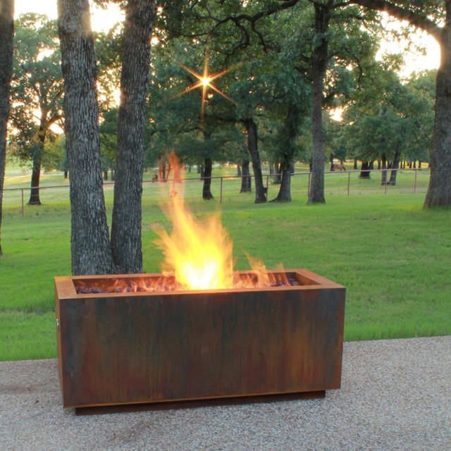 fire pits great for fall and winter modern fire pits