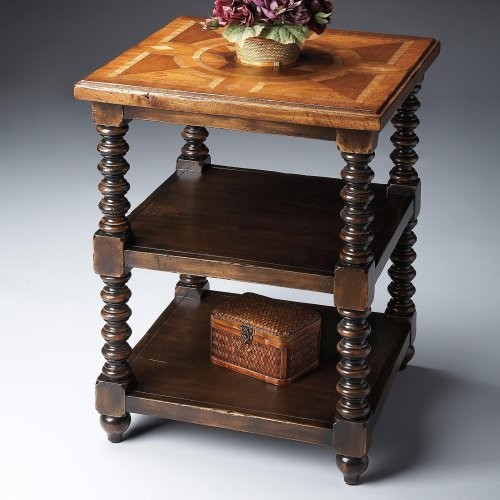 Butler Accent Table - Connoisseurs traditional-side-tables-and-end-tables
