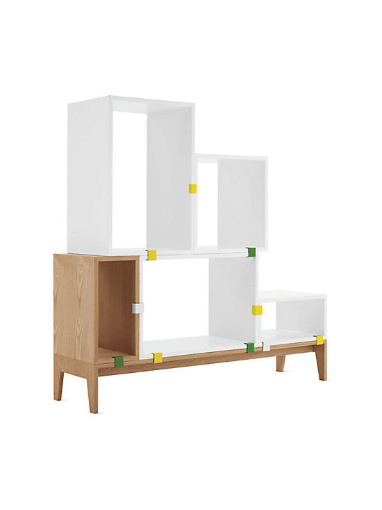 Stacked Shelf -