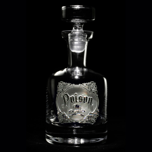 Whiskey, Scotch, Bourbon Decanters - Decanters - new york - by Crystal Imagery