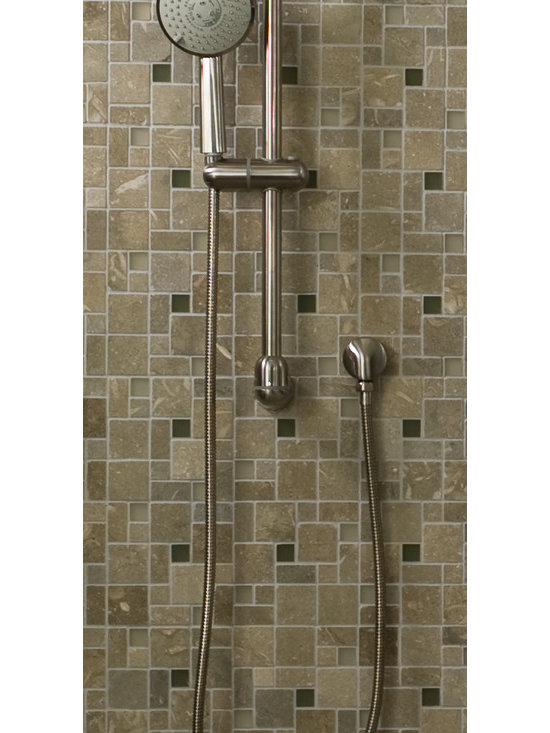 Complete Hand Shower Kit - Rain -