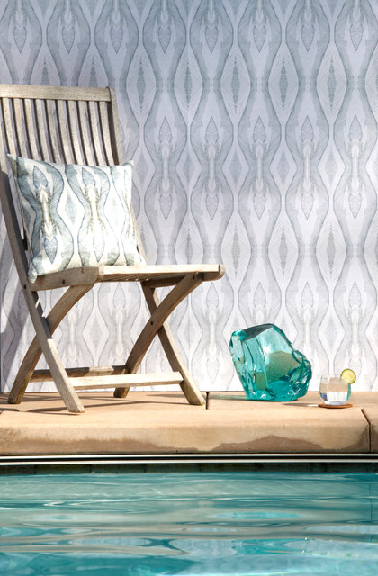 The Poolside Collection contemporary-wallpaper