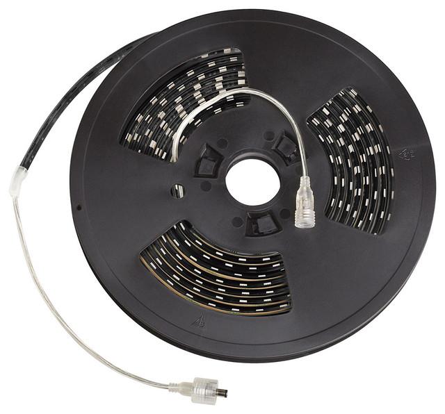 Kichler 310HRBK High Output Red 10 Foot Black Backed Outdoor LED Tape Lig