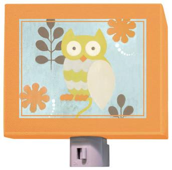 Oopsy Daisy Nightlight Hooty Owl contemporary-kids-lighting