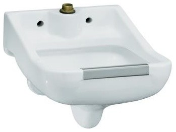 KOHLER K-12867-0 Camerton Service Sink traditional-kitchen-sinks