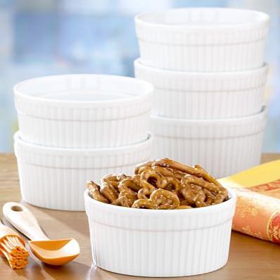 6-oz. White Ramekin traditional-baking-dishes