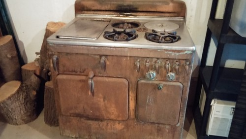 Copper Chambers stove ~ keep or scrap?