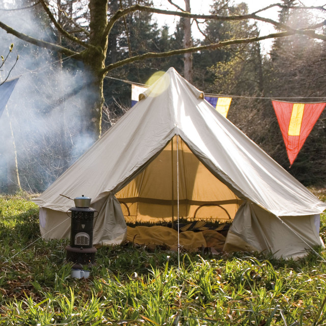Bell Tent traditional gazebos