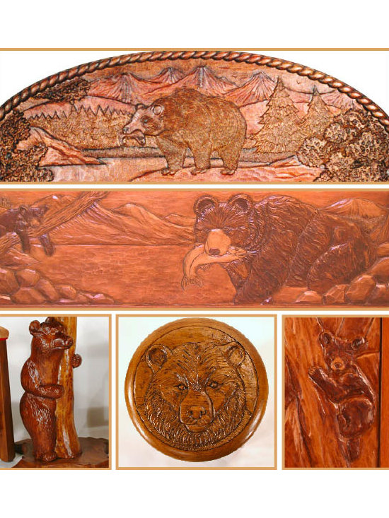 Woodcarvings -