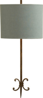 wall lights > ROSWELL SCONCE traditional-wall-sconces