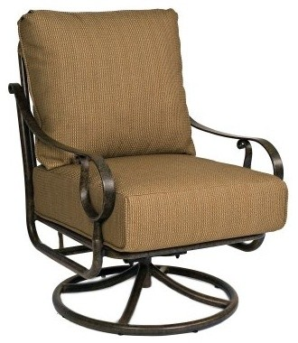 ... Cushion Extra Large Swivel Rocker Lounge Chair modern rocking chairs