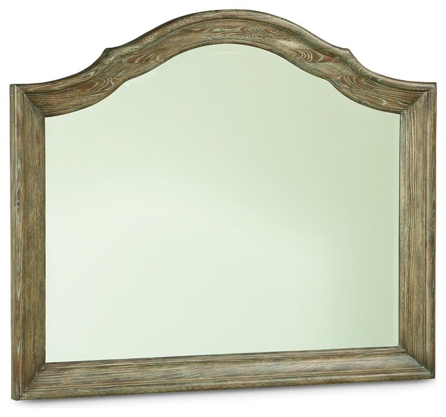 Cara and Cole French Mirror traditional mirrors