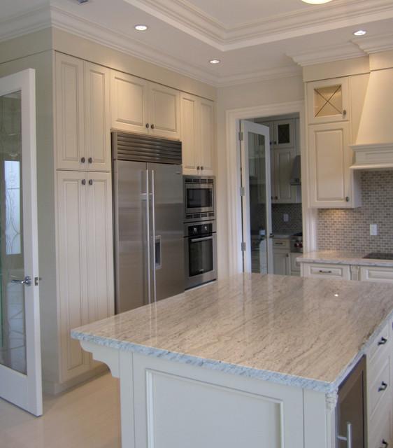 Cypress Street Residence (1) - Main Kitchen traditional-kitchen