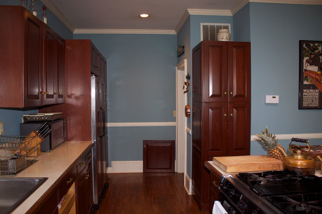 Before Kitchen traditional
